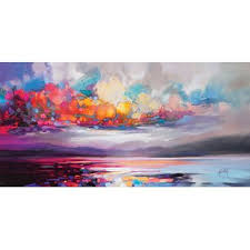 stratocumulus by scott naismith painting print on canvas on poster wall art uk with canvas prints wall art art prints wayfair uk