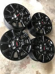 TRD Pro Rims - Houston or DFW - $900 OBO | Toyota Tundra Forum