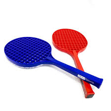 Typically, tennis rackets that are deemed as more powerful are lightweight with a large sized head typically, you can expect a tennis rackets weight to vary from superlight weights or around 24 grams. Colour Red
