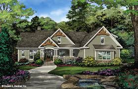 check out the front rendering for home plan 1426