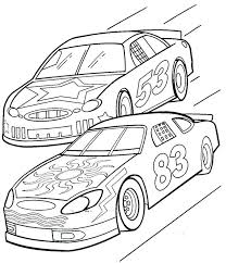 Free Sport Cars Coloring Pages Sports Car Coloring Page Pages For