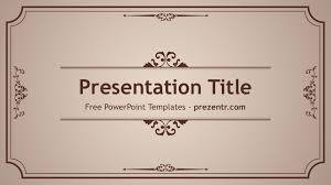 Creating Powerpoint Templates Free Old Fashioned Powerpoint Template Prezentr Ppt Templates