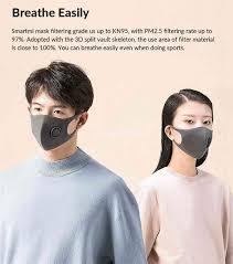 <b>Smartmi KN95</b> FFP2 Reusable Sponge <b>Face Mask</b> Review