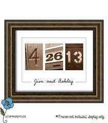personalized wedding date printable wall art diy engagement wedding valentines or anniversary gift on personalized wedding gifts wall art with 7 best images about gift ideas on pinterest personalized wedding