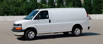 The 2016 Chevrolet Express Cargo: Ready to Tackle the Toughest Jobs