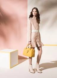 <b>Ted Lapidus Woman</b> Spring Summer 2016 Collection