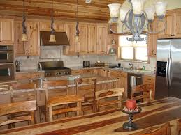 Cabin Kitchens Log Cabin Kitchen Designs Cabin Kitchen Ideas For A Sensational