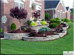 Awesome Landscape Design Ideas Front Of House #7 - Front Yard Landscaping  Design Ideas