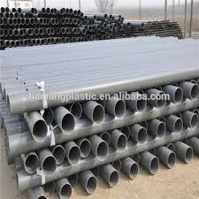 Grey Color Pvc Pipe Id Size Chart From Hebei Baijiang