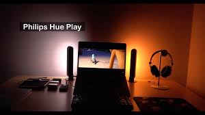 Hue Light To Music Philips Hue Play Light Bar Synced To Music And Movies