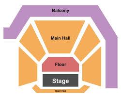 Sfjazz Center Miner Auditorium Tickets In San Francisco