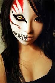 30 creepiest makeup ideas
