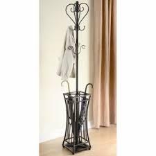 Floor Standing Coat Rack Coat Tree With Umbrella Stand Foter 70