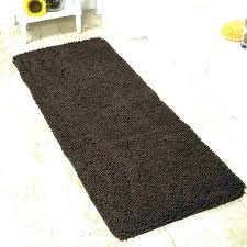 bath rug bathroom rugs superb x large brown chocolate mat memory foam reversible cotton white