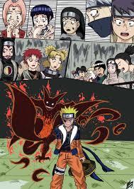 Fanfiction Dark Naruto