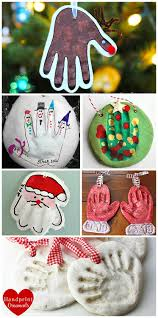 Homemade Christmas Gift Tags And A Birthday Party  Nesting With GraceSalt Dough Christmas Gifts