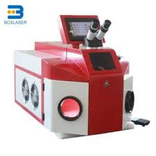 high precision 100w 200w spot jewelry laser welding machine for jewelry electronics watches