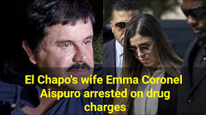 What happened to emma Coronel Aispuro | who is el Chapo's wife - YouTube