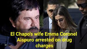 What happened to emma Coronel Aispuro | who is el Chapo's wife - YouTube
