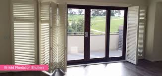 bypass shutters for sliding glass doors how remove shutter track diy interior plantation full size shades