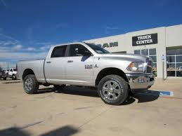 2018 Dodge Ram 2500 4X4 Crew Cab Lone Star Silver New Truck For Sale ...