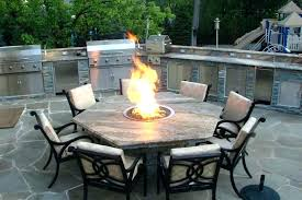 patio furniture fire pit outdoor table with fire pit fire pit dining table marble outdoor furniture patio furniture fire pit