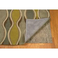 best small rug pad linon home decor underlay rug pad