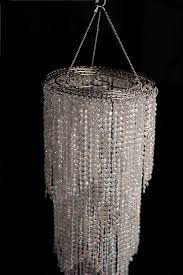 how to make a faux crystal chandelier classic how to make a faux crystal chandelier gallery
