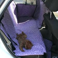 car seat car rear seat covers for dogs best dog cover images on seats pet