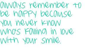 Always Smile Quotes Classy Happy Smile Quotes Happiness Quotes