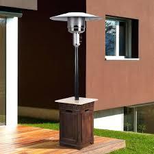 ... Patio Natural Gas Heaters Bond Manufacturing Sonoma 40000 Btu  Envirostone And Travertine Propane Gas Patio Heater 67515bond The Home  Depot Outdoor