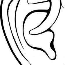 Small Picture Coloring Page For Ear Kids Drawing And Coloring Pages Marisa