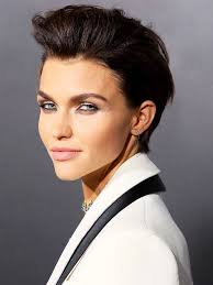 ruby rose explains the secret to making your look more androgynous byr