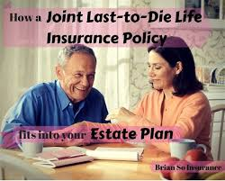 Joint Term Life Insurance Quotes How a joint lasttodie life insurance policy fits into your estate 45