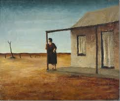 a warm glow permeates through the latest two part tarrawarra museum of art twma exhibition rus drysdale defining the modern australian landscape