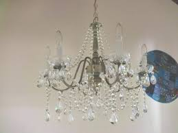 chandelier magnetic crystals clear magnetic ornaments magnetic chandelier crystals with magnets