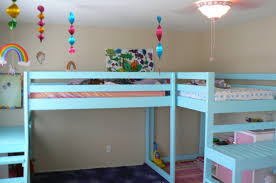 l shaped loft bed  top wooden l shaped bunk beds (with space