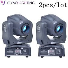 Inno Light Us 160 2 11 Off Led Inno Pocket Spot Moving Head 60w Gobo Light Dmx Dj Stage Lights 2pcs Lot In Stage Lighting Effect From Lights Lighting On