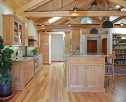Red Birch Cabinets Kitchen Red Birch Cabinets Kitchen Contemporary With Ceiling Lighting Mini