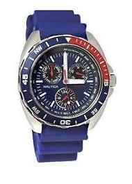 nautica watch men mens blue nautica watch