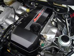 toyota s engine beams 3s ge 5th generation engine black top