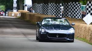 2018 maserati for sale. contemporary 2018 goodwood festival of speed welcomes the 2018 granturismo and grancabrio and maserati for sale o