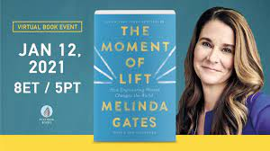 Bookworks Presents: Melinda Gates, The Moment of Lift