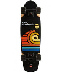 arbor pocket rocket skateboard multi