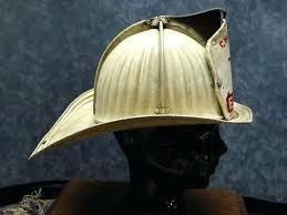 firefighter helmet shield holder fire department chaplains hand made front or