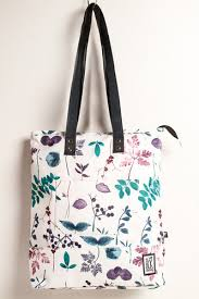 <b>Сумка THE PACK SOCIETY</b> Shopper 174CPR772.91 (White Floral ...