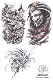 Tetování Fotoalbum Motivy Tattoo Motivy