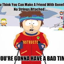No Strings Attached My A$$ by lekate - Meme Center via Relatably.com