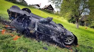 Rimac Reveals Additional Details About Richard Hammond's Crash ...
