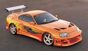 mitsubishi eclipse fast and furious orange. the supra is model that makes toyota enthusiasts standup and take notice this u002795 mk iv car was rented from craig lieberman who technical mitsubishi eclipse fast furious orange n